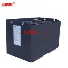 【贝朗斯】24-7PBS/525M叉车蓄电池制造商 小松2吨叉车FB20-12三支点专用蓄电池