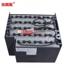 丰田蓄电池叉车7FBH14电瓶VSDX470M生产厂家 贝朗斯牌牵引动力电池