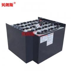 丰田叉车电池VCF8N厂家,丰田7FBH15电动叉车蓄电池48V545Ah批发