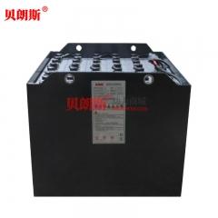 6PzS600牵引蓄电池适用中力2吨叉车电池48V批发 中力叉车CPD20叉车电瓶规格表