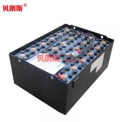 龙工LG18B平衡重叉车电池48V480Ah 贝朗斯叉车蓄电池24-10DB480H