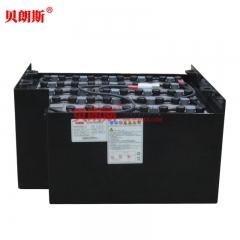 丰田叉车2吨平衡重叉车电池VCD9AC 丰田7FB20叉车蓄电池48V450Ah