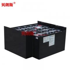丰田7FB15平衡重叉车蓄电池VCD8AC 丰田叉车电瓶48V400Ah批发