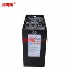 力至优NICHIYU蓄电池叉车FBR13叉车电池VSFL390 日本力至优1.3吨叉车铅酸蓄电池