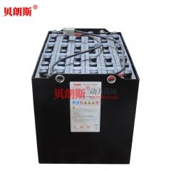杭州叉车三支点叉车蓄电池24-4PZS400 杭州叉车CPDS15J叉车电瓶48V批发