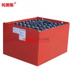 林德蓄电池5PzS575厂家,80V575Ah林德E25S电动平衡重叉车电池批发
