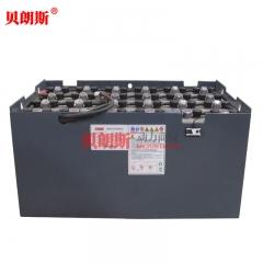 三菱叉车FB10电动平衡重叉车蓄电池24-8PZB400 三菱叉车电瓶48V400Ah厂家