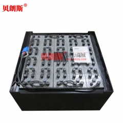 10PzS1250电动叉车蓄电池规格表 海斯特(HYSTER)叉车E100Z更换叉车电瓶技术参数