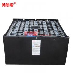 海斯特E100Z专用叉车电瓶12PZS1260L非标定制 贝朗斯牌海斯特HYSTER叉车电池产品列表