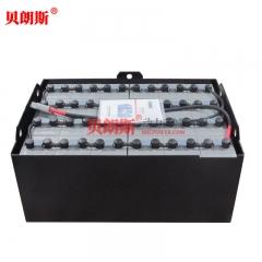 斗山叉车B15Se四轮平衡重蓄电池48V450Ah VCD450斗山叉车原装电池厂家