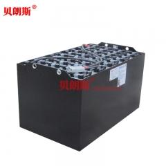 开普叉车6DB600叉车蓄电池80V600Ah 无锡开普3.5吨电瓶叉车蓄电池生产厂家