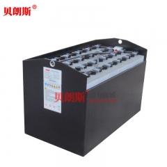 VSI470-48V铲车铅酸蓄电池报价 丰田四轮叉车8FBN16专用叉车电池代理价