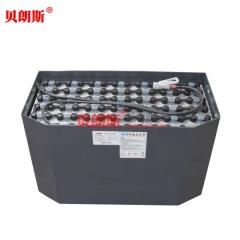 开普3吨叉车平衡重叉车蓄电池40-5DB450  开普叉车KEF30电瓶80V450Ah批发