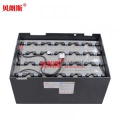 日产(NISSAN)叉车蓄电池品牌VSDX450M 日产48V电动叉车电瓶型号表