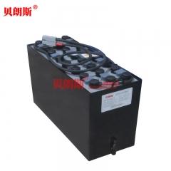 西林叉车CDDK15S电动堆垛车蓄电池12-4PZB240 西林叉车电瓶厂家批发
