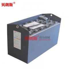 丰田1.3t仓储车蓄电池厂家 24-4PBS/280铅酸叉车电池48V280Ah