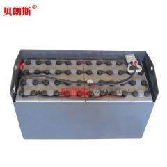 丰田叉车VCF6A电瓶厂家 48V390Ah叉车铅酸电瓶适用丰田7FBE13三支点叉车电池
