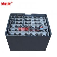 美科斯叉车FB16S三支点平衡重叉车蓄电池5HPZS500 美科斯叉车电池48V500Ah