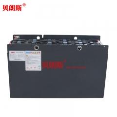 【零部件】神钢SHINKO电瓶叉车8BFR18站驾电动前移式叉车电池5PzB350/48V350Ah