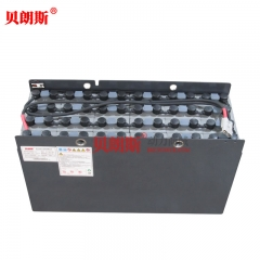 VSFL320神钢铲车6FBR15前移式电动叉车电池48V320Ah 广东铅酸蓄电池安装参数