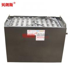 中力3吨叉车四支点叉车蓄电池40-5DB500 中力叉车CPD30FVD8电瓶80V500Ah