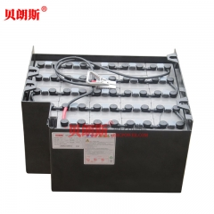 TOYOTA 7FB14叉车蓄电池厂家配套丰田7系列四支点平衡重式叉车电池24-8PBS/400M