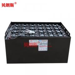 现代2.5吨48V电动叉车蓄电池11PZB715生产厂家 现代叉车电瓶715Ah现货供应