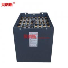 80V-5PzS600叉车电池品牌 合力叉车CPD40平衡重电瓶叉车蓄电池安装参数