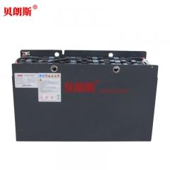 斗山Doosan叉车电池VCI300 韩国斗山叉车BR13S前移式48V300Ah叉车电瓶生产厂家