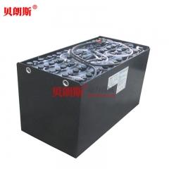 厂家生产电瓶叉车电池VGI565 48V海斯特E40XN系列平衡重叉车电池565Ah安装尺寸