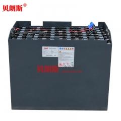 神钢叉车41-FB15PE电动平衡重叉车蓄电池36-D-270 shinko叉车电瓶厂家批发