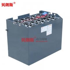 贝朗斯VSIL288M铅酸工业蓄电池组 神钢电池叉车8FB15P平衡重叉车电池72V288Ah