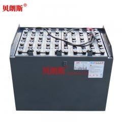 杭州叉车4PzS500铅酸蓄电池生产厂家 杭叉3吨电动平衡重叉车电池安装型号