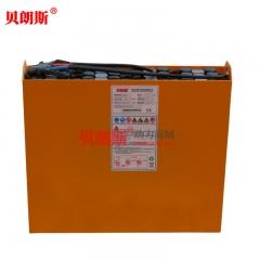 【贝朗斯】2EPzB150铅酸电池种类 永恒力叉车EJC110n仓储托盘车更换电瓶24V150Ah