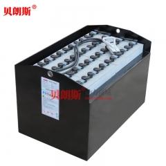 7PzB560/48V电动叉车电池品牌 丰田铲车7FBE18叉车用蓄电池报价