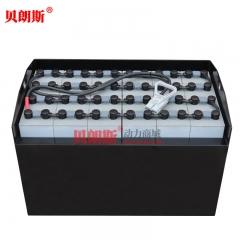 厂家供应24-8PBS/640丰田工业电动铲车蓄电池48V640Ah 8FBE20铲车电瓶