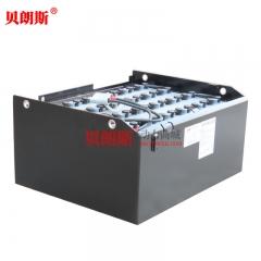 贝朗斯牌叉车蓄电池VSDX700H 丰田2.5吨叉车电池工厂批发 TOYOTA铅酸电瓶组