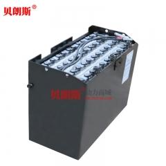牛力平衡重叉车蓄电池24-6PBS600 牛力叉车CPD25专用电池48V600Ah批发