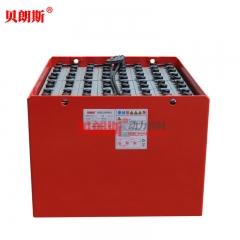 10HPzS1200电瓶叉车维修 铅酸蓄电池配件 林德叉车E80系列电瓶2X40V厂家