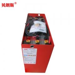 林德L12R高配蓄电池组5PzS600/24V电动托盘牵引电瓶安装说明