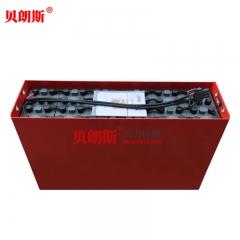 LINDE蓄电池叉车R14SP大前移式叉车电瓶2PzS310/48V铅酸蓄电池150V160A插接器