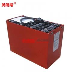 批发蓄电池3PzS330L/48V适用林德叉车T30R站驾仓储托盘铲车用电瓶330Ah