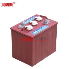 高尔夫球车蓄电池6V225Ah厂家现货批发 加水蓄电池3-EV-190球场电瓶车电池