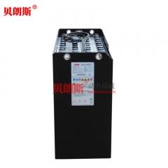 【贝朗斯】VCH420/48V420Ah力至优叉车电瓶配置 1.6吨力至优仓储叉车FBR16电池