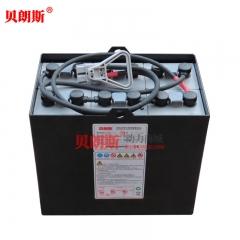 12V/VCD7CN贝朗斯广东叉车电池厂家供应丰田叉车3FBK7系列仓储车电瓶330Ah