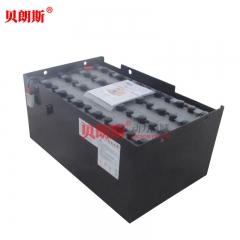 【贝朗斯】VCDH460开口式蓄电池厂商 定制力至优叉车FB18PN用铅酸电池组48V460Ah