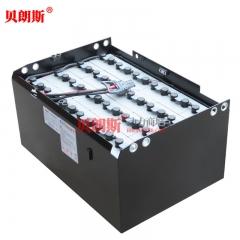 铅酸蓄电池工厂供应杭叉VSDX450M电瓶适用杭州叉车CPD15H系列平衡重叉车电池48V450Ah