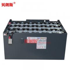 【促销】力至优叉车铅酸电池10PzB550/48V 力至优FB25P-60电动铲车电瓶报价