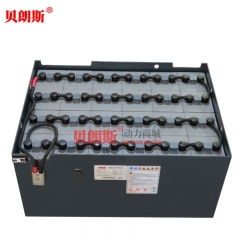 力至优叉车电瓶VCD9AC 力至优平衡重叉车FB20叉车蓄电池48V450Ah现货批发