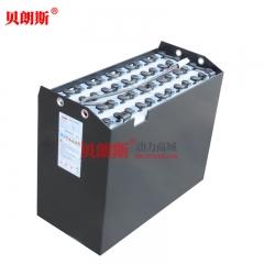 Crown-科朗叉车FC451X蓄电池48V9HPzB675电动平衡重叉车电池生产厂家